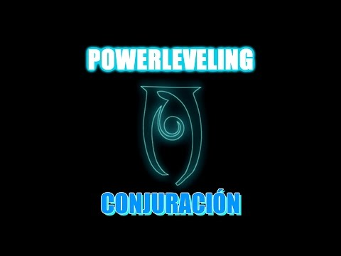 Skyrim | Power Leveling | Conjuración from YouTube · Duration:  4 minutes 51 seconds