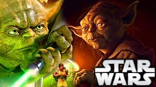 6 Reasons Why Yoda Was WRONG About Jedi Attachments - Star Wars Explained