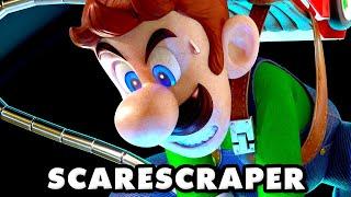 Luigi's Mansion 3 ScareScraper Gameplay with Abdallah Smash!