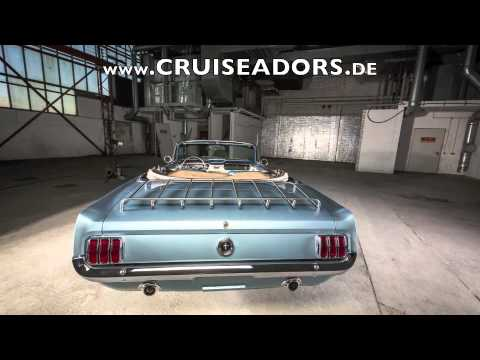 ford mustang cabrio bei cruiseadors in berlin mieten oder. Black Bedroom Furniture Sets. Home Design Ideas