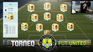 FIFA 16 | TORNEO FUT UNITED ¿SOBRE DE ORO ÚNICO? | Ultimate Team | DjMaRiiO