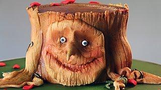 Duffs Sweet Spot: Chocolate Yule Log Tree Stump