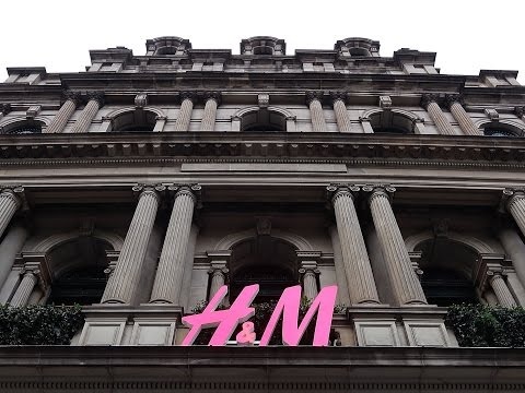 H&M launches Arket online shop in Europe