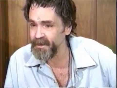 Charles Manson on mankind, animals, computers, and Hitler (explicit)