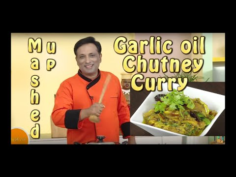 Garlic Chutney Curry - Garlic Massial