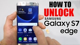 How to Unlock Samsung Galaxy S7 / EDGE - ANY gsm carrier [AT&T, Telus, Etc]