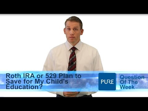 Type of Savings Account to Use for Child's Education