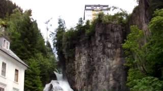 Auf Kur in Bad Gastein Juni 2012