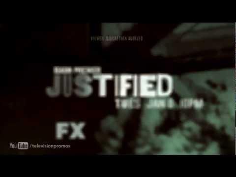 Justified - Season 4 Trailer