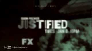 Justified - Season 4 Trailer