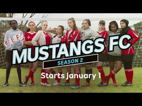 Mustangs FC | Season 2 Trailer OFFICIAL (2019)