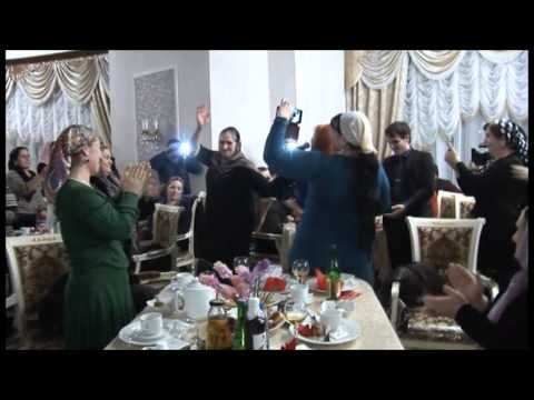Патимат Кагирова   Акушинка в Чечне