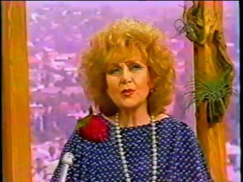 Edie Adams on Ernie Kovacs     EARLY TV  Thompson