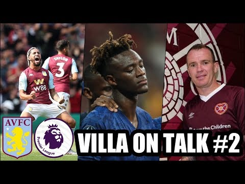 VILLA ON TALK #2 | BOURNEMOUTH REVIEW, ABRAHAM'S ONLINE ABUSE AND MORE...