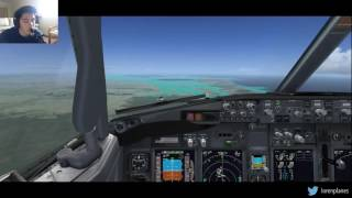 2 years special part 2 voz905 737 yssy to ybbn fsx