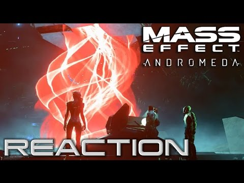 Mass Effect: Andromeda Sony 2016 Press Conference Gameplay Reaction