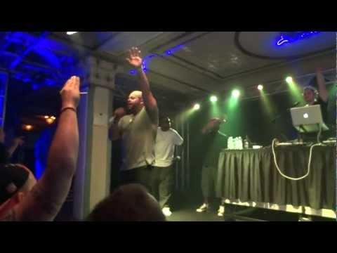 Joell Ortiz w/ Slaughterhouse - Battle Cry [Live in Indy 2012-04-26]
