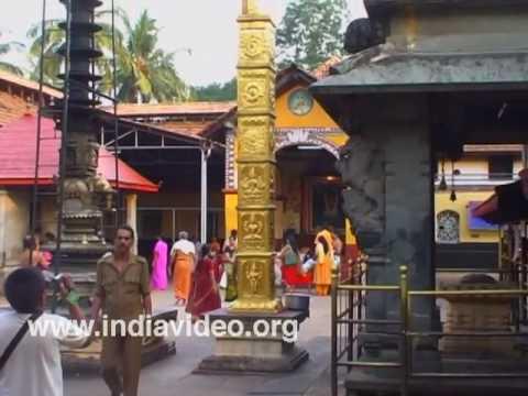 Sri Kollur Mookambika Temple Dakshina Kannada India Youtube