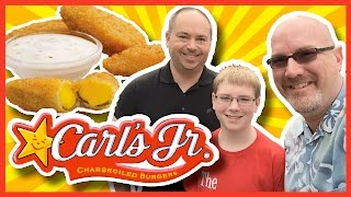 Jalapeño Poppers From Carl's Jr  With The Crude Brothers