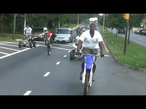 609 WHEELIE BOYZ \ WILDOUT WHEELIE BOYZ LIVE IN BALTIMORE,MD!