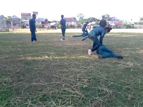 huấn luyện dân quân tự vệ huyện nam đàn 2013