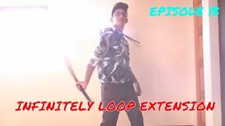 Cool Sword Trick Tutorials-Episode 12: The Infinity Loop