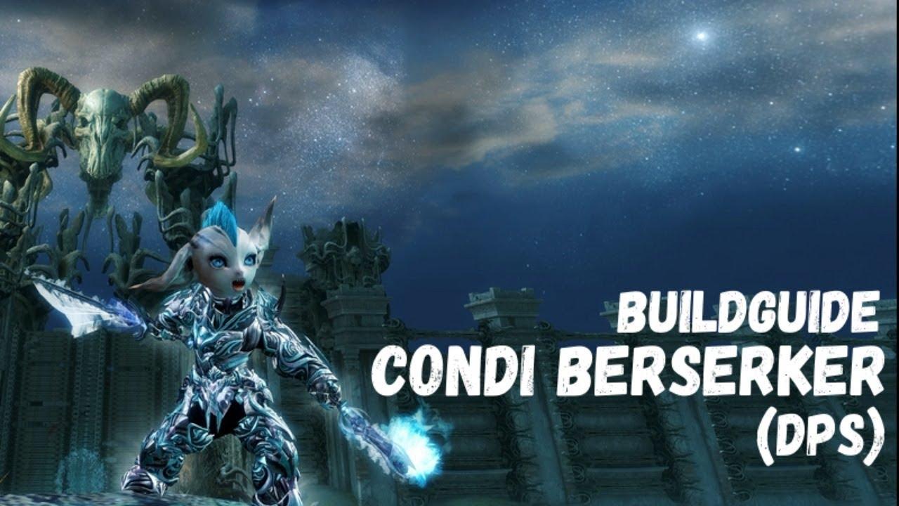 Guild Wars 2 Buildguides: Condi Berserker (DPS) für PvE - Metabuild