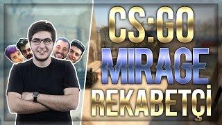 MIRAGE TAKTİKLERİ - CS:GO Rekabetçi Türkçe #81