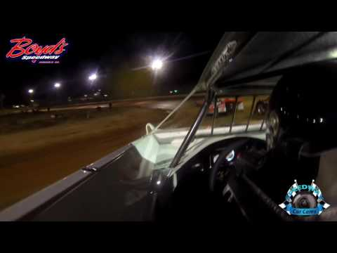#29 Rusty Ballenger - Crate Late Model - 3-18-17 Boyd's Speedway - Dirt In-Car Camera