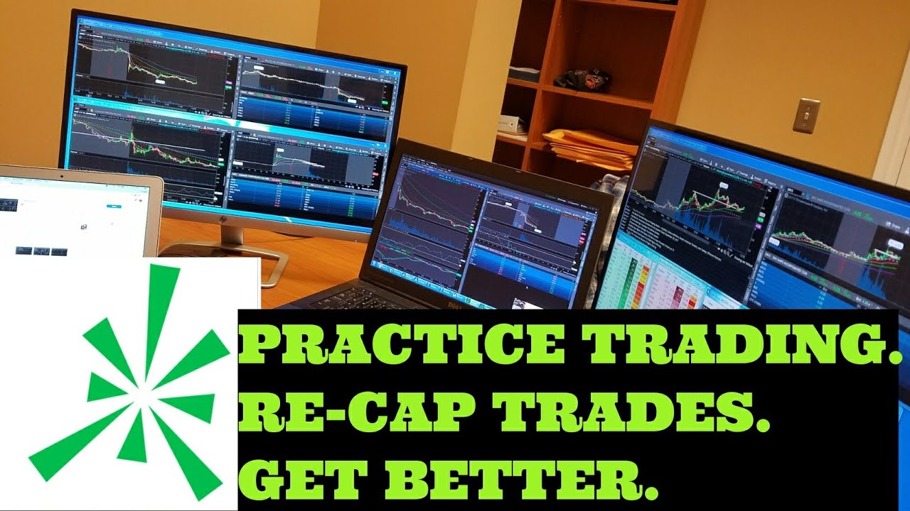 Best Trading Tool On Think or Swim   Penny Stocks  beginners