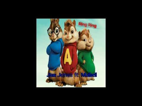 Jax Jones ft. Mabel - Ring ring(Alvin and chipmunks edition)