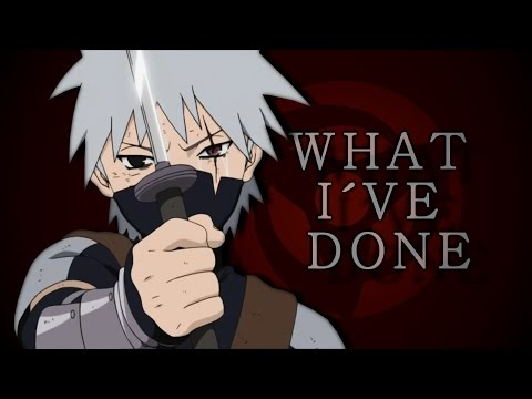 Kakashi Hatake 「AMV」 ~ What I´ve Done (Linkin Park) ▪ (HD)