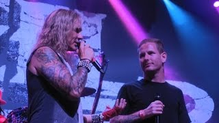 STEEL PANTHER w/ Corey Taylor of SLIPKNOT: Community Property & Death to All But Metal