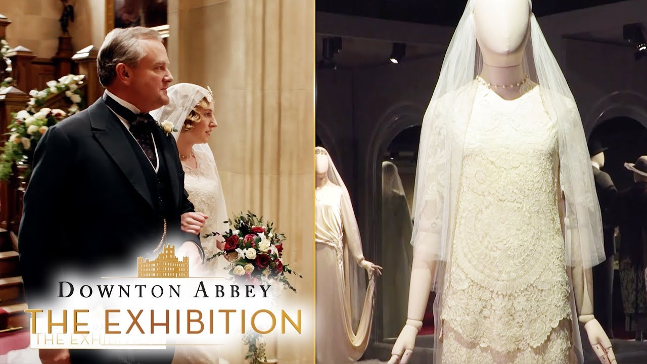Image result for downton abbey exhibit nyc