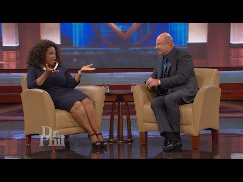 Dr. Phil And Oprah Reunite For Rare Interview; Watch A Sneak Peek Of Oprah's Exciting New Project