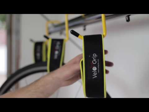 VeloGrip Bike Rack Storage and Transport Solutions