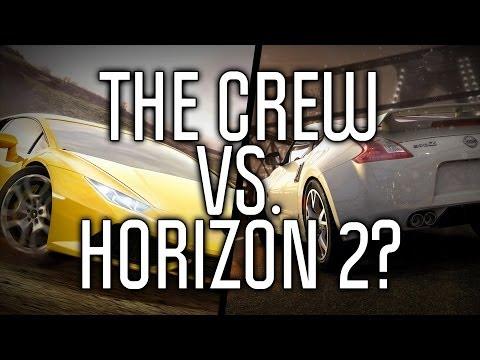 The Crew vs. Forza Horizon 2