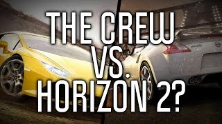 The Crew vs. Forza Horizon 2