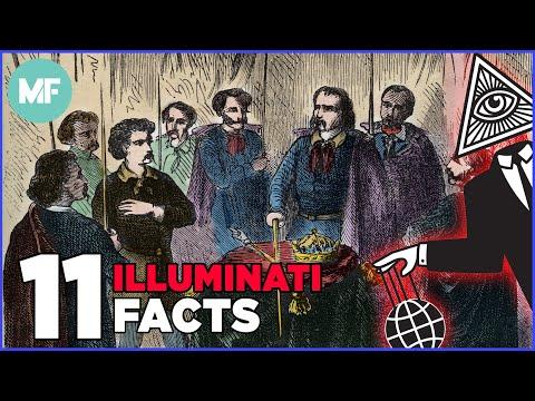 11 Real Facts About the Illuminati