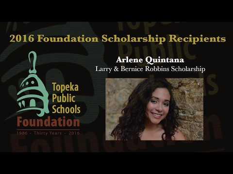 2016 Topeka Public Schools Foundation