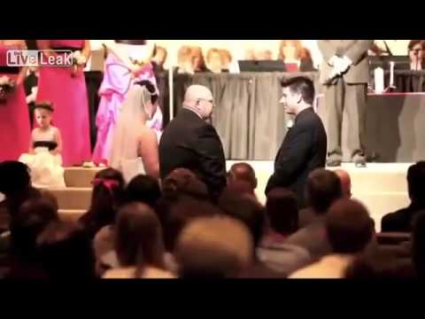Father Gives Daughter Away With Amazing Speech - YouTube