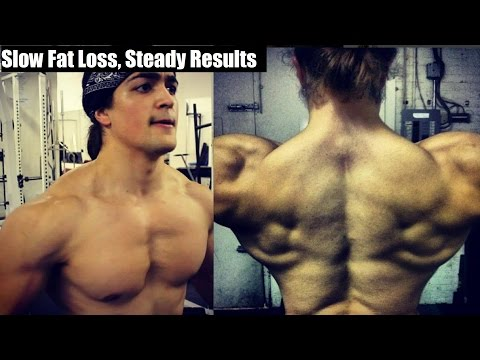 Why I Like To Lose Weight Slowly (Steady Fat Loss)