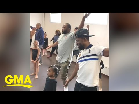 Frankie Darcell - You Have Gotta See These Dads Reppin' for Their Daughters?!!!!!