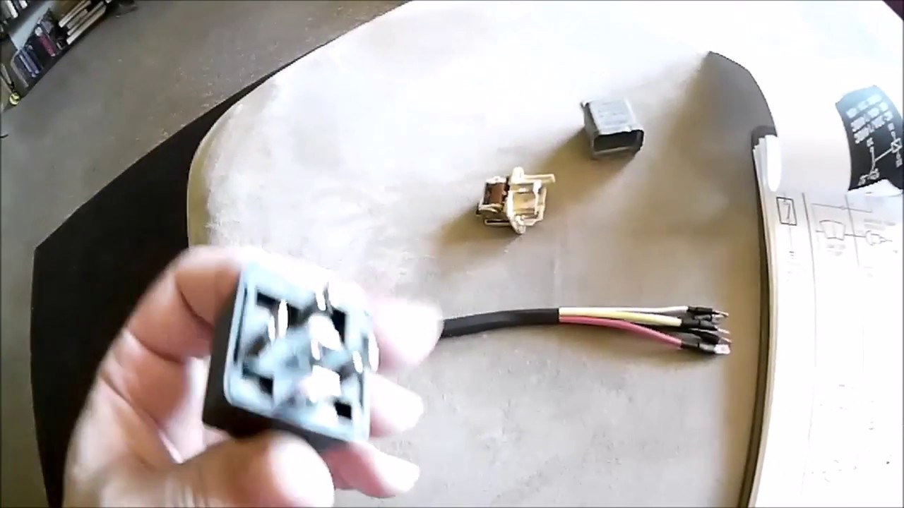 1978 toyota pickup 20r fuel pump relay replacement substitute [ 1280 x 720 Pixel ]