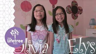 Twins Teach Uncle About Jesus | Group Kid Vid Cinema