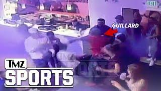 Ex-UFC Fighter Melvin Guillard KO's Man In Bar Attack, Wanted By Cops | TMZ Sports