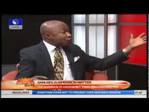 Now Is The Right Time To Name Sanusi's Replacement- Chris Akiri