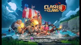 CLASH OF CLANS 116 LEVEL HESAP İLE SALDIRI
