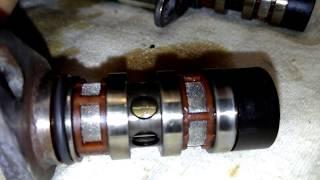Опель зафира б проверка клапан электромагнитный фазорегулятора (нового образца)