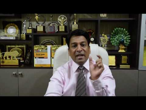 How to create challan and make payment in GST - Bimal Jain